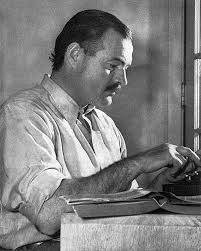 how to write on black paper seven tips from ernest hemingway on how to write fiction open ernesthemingway