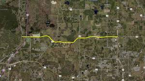 Pasco County Florida Map by Project Tracker Harris Harris Bauerle Ziegler Lopez Eminent