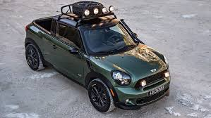 concept cars 2014 2014 mini paceman adventure concept cars drive away 2day
