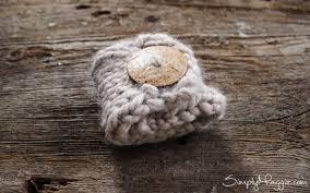 diy button cuff for infinity scarf simplymaggie com