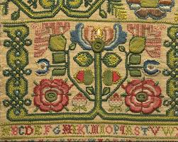 samplers stitches and techniques victoria and albert museum