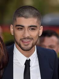 zayn malik u0027s new hairstyle shaved head
