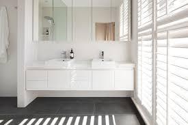 minimalist bathroom bathroom modern with mirror wall modern