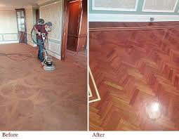 Refinished Hardwood Floors Before And After Photo Gallery Hardwood Floors Medalians Inlays Refinishing