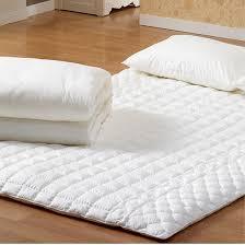 creative decoration floor sleeping mat home textile pad children