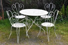 chaise et table de jardin pas cher chaise et table de jardin pas cher fresh table jardin metal pas cher