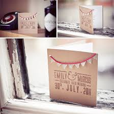 make your own wedding invitations make your own wedding stationery on a budget