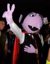 mitt romney halloween costume creating count von count with pictures