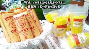 Teh Upet jual teh upet dan gula batu lemon cirebon zein guerin