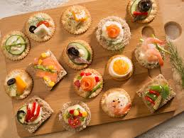 canapes recipes non veg canapes recipe with by pictures