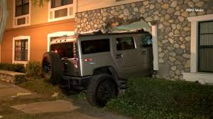 2015 Hummer It Was Quite Spectacular U0027 Hummer Rammed Through Hotel Wall In