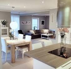 salon sejour cuisine ouverte décoration salon cuisine americaine deco 89 clermont ferrand
