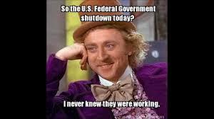 Shutdown Meme - best government shutdown memes youtube