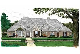 country house plans one story eplans country house plan sprawling one story charmer