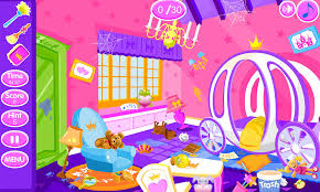 Cleaning Games For Girls Princess Room Cleanup Android Apps On Google Play