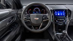 cadillac ats manual transmission 2016 cadillac ats v raising the boost power numbers the fast
