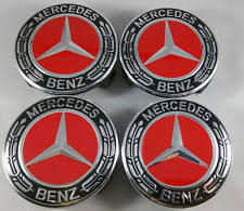 mercedes wheel emblem ebay