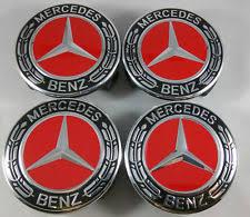mercedes wheel emblem ebay