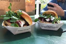 She Shack by Taste Test Shake Shack And Fergus Henderson U0027s Eel Burger