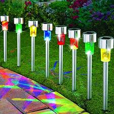 Outdoor Solar Landscape Lights Top 16 Walkway Lights