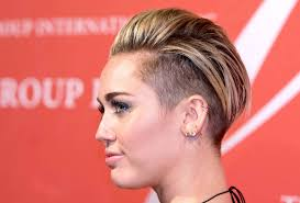 miley cyrus hairstyle name the 11 different kinds of short haircuts ranked from awful to awesome