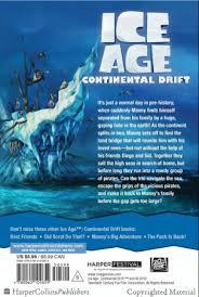 ice age continental drift junior susan korman