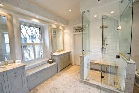 Building A Shower Bench Shower Bench Ideas Bathroom Traditional With Old Home Glass Shower