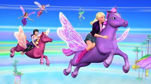 animation unplugged barbie fairy secret