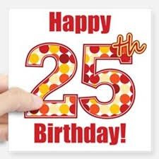 25th birthday card quotes quotesgram 25th birthday card never i 25th birthday quotes for quotesgram