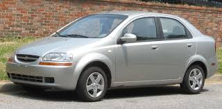 2007 chevrolet aveo information and photos zombiedrive