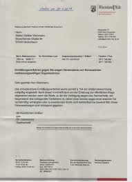 Brauwerk Bad Kreuznach Excalibur Anruf Beim Dpvm Post Von Staatsanwalt Dr Leimbrock