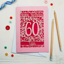 Birthday Cards Personalised Birthday Cards Notonthehighstreet Com