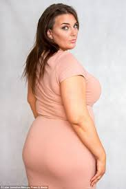 cannock regains to be a plus size model daily