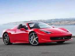 Ferrari 458 Colors - 3dtuning of ferrari 458 spyder coupe convertible 2012 3dtuning com