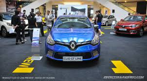 renault malta tc euro cars expands the renault clio line up with the new gt line
