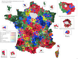 Montpellier France Map by Mapping French Elections Exploring French Elections Through Maps
