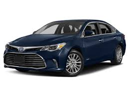 2017 toyota avalon hybrid limited toyota dealer serving