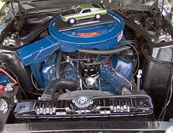 ford mustang 351 ford engine