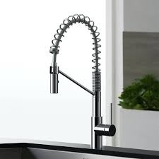 kohler commercial style kitchen faucet looking faucets reviews