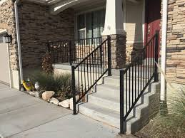 Vinyl Porch Railing in Utah  Vinyl Industries
