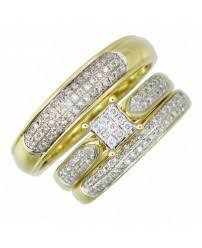 wedding trio sets trio wedding set trio wedding ring sets from midwest jewellery