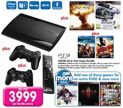 black friday ps3 2017 games and console specials this weekend