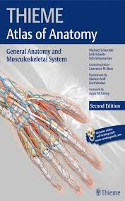 Colour Atlas Of Human Anatomy General Anatomy And Musculoskeletal System Thieme Atlas Of