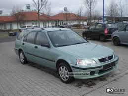 1998 honda civic aerodeck 1 4i related infomation specifications