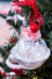 make tmemme28 s cupcake ornaments for your christmans tree this