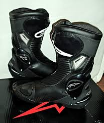 recommended motorcycle boots product review alpinestars smx plus performance racing boots