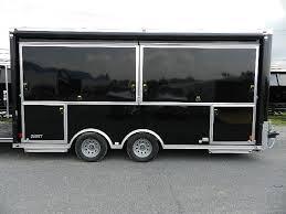 Cargo Trailer Awning Atc 8 5 X 18 Custom Cargo Trailer Mobile Sales Unit