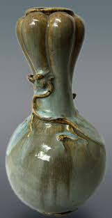 Chinese Celadon Vase Purple Dragon Archives Ceramics And Pottery Arts And Resources