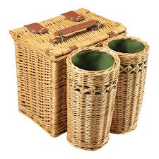 wine and cheese baskets picnic time vino wine cheese picnic basket in pine green