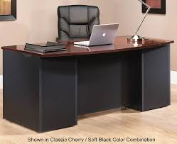 Front Office Desks Via Modular Office Desk Collection 72 Bow Front Desk Shell